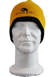 Yellow and Black Hat Turbo