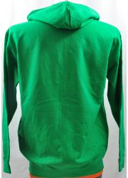 Pullover With Hood Green