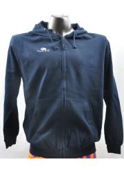 Pullover With Hood Navy