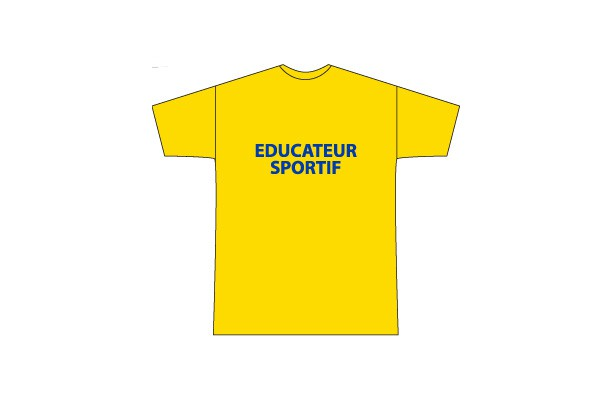 FNMNS T-Shirt Educateur