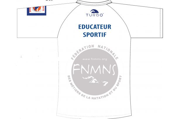 T-Shirt Lycra Educateur