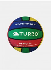 School Water Polo ball yellow & blue