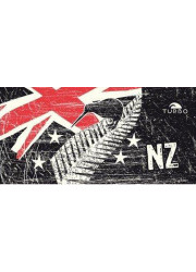 Microfiber towel  New Zealand Vintage