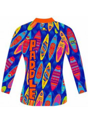 Lycra Paddle Manches Courtes Paddle Colors (3 Semaines)