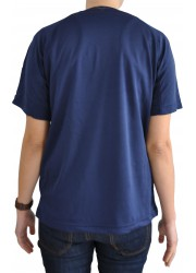 Tee-Shirt Turbo Bleu Marine