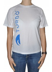Tee-Shirt Turbo Blanc