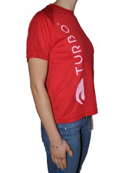 Tee-Shirt Turbo Rouge