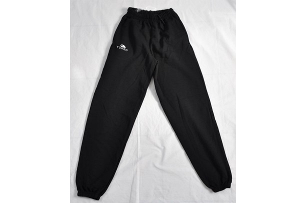Pants of black jogging