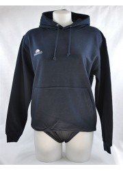 Pullover With Navy Hood