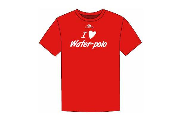 T-shirt Coton Water-Polo